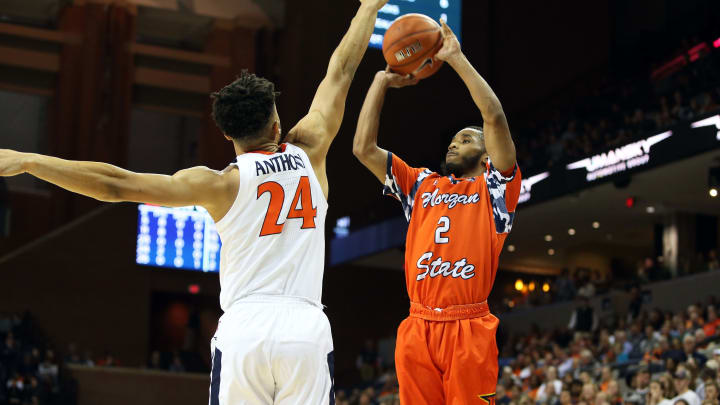 Morgan State vs Coppin State prediction and college basketball pick straight up and ATS for tonight's NCAA game between MORG vs COPP.