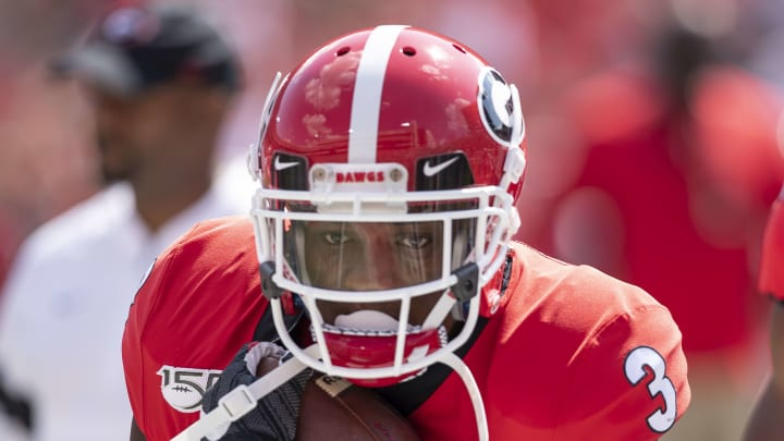 The Georgia Bulldogs will be looking for underclassmen to help improve the team, especially on the offensive side of the ball.