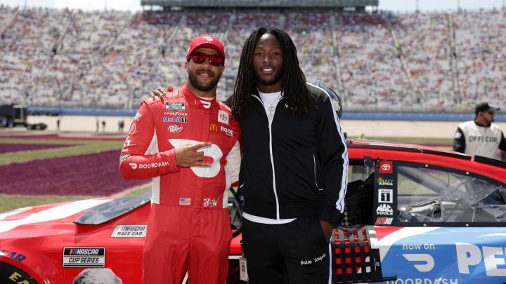 New Orleans Saints running back Alvin Kamara recently landed an intriguing job with NASCAR.