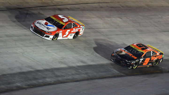 NASCAR odds, pole winner and starting lineup for South Point 400 Cup Series race at Las Vegas Motor Speedway on Sept. 26, 2021.