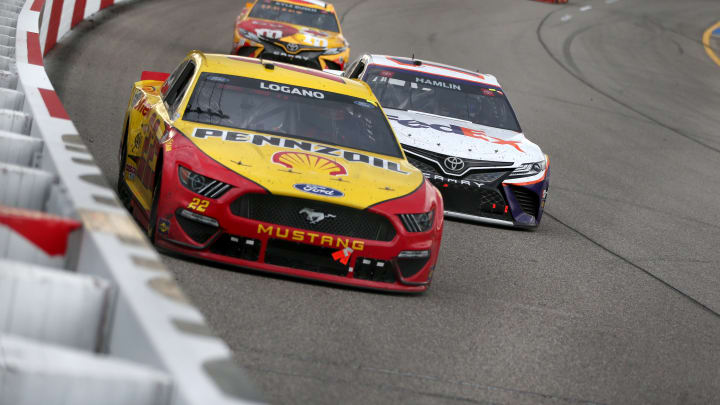 NASCAR fantasy picks for the 2021 Geico 500 cup series race.