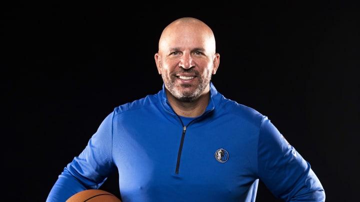 Dallas Mavericks Jason Kidd