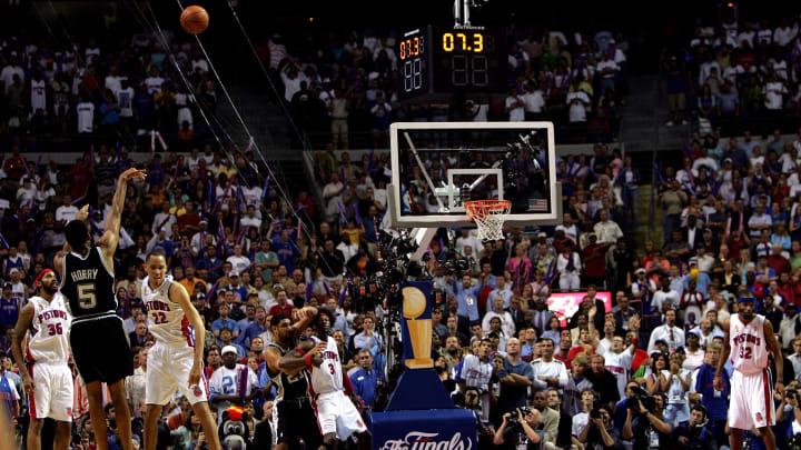 San Antonio Spurs Robert Horry