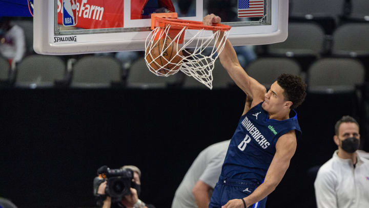 Dallas Mavericks Josh Green