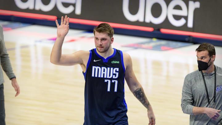 Dallas Mavericks Luka Doncic