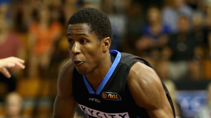 Kerron Johnson is a basketball player in the Romanian Liga Națională.
