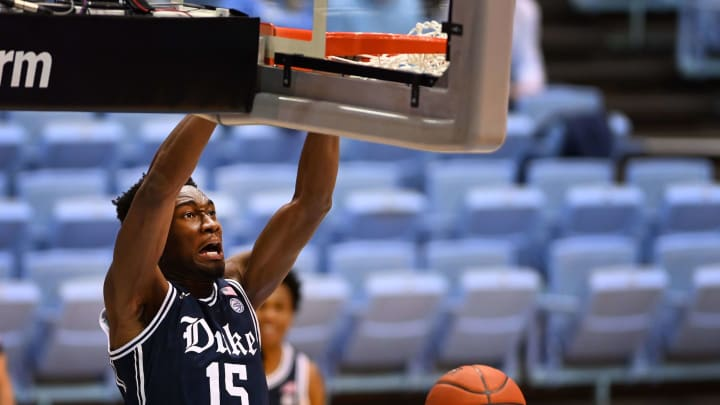 2022 NBA Draft, Mark Williams