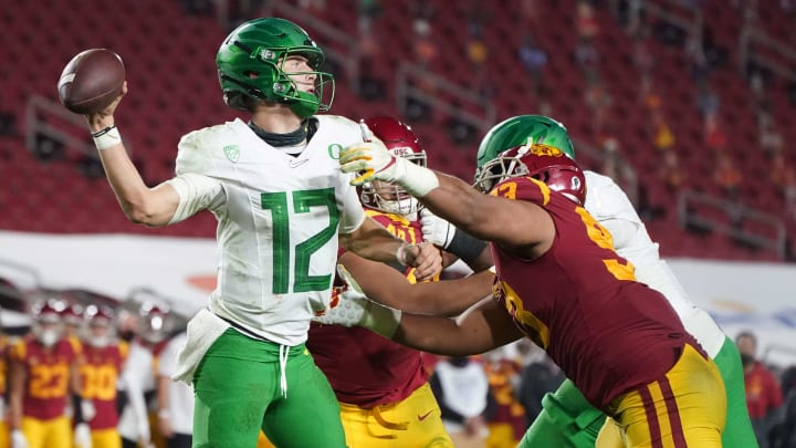 Oregon will by vying for its third straight Pac-12 title.