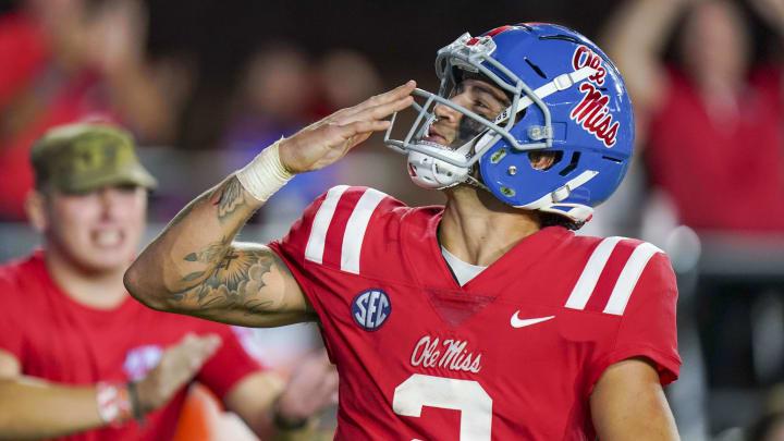 Opening Week 5 College Football Odds: Arkansas vs. Georgia, Alabama vs. Ole Miss, Highlight Slate