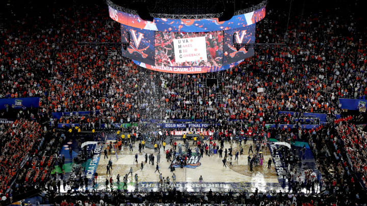 The 2020 NCAA Tournament has officially been cancelled.