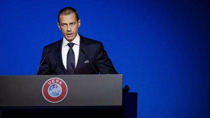 Aleksander Ceferin, presidente della UEFA