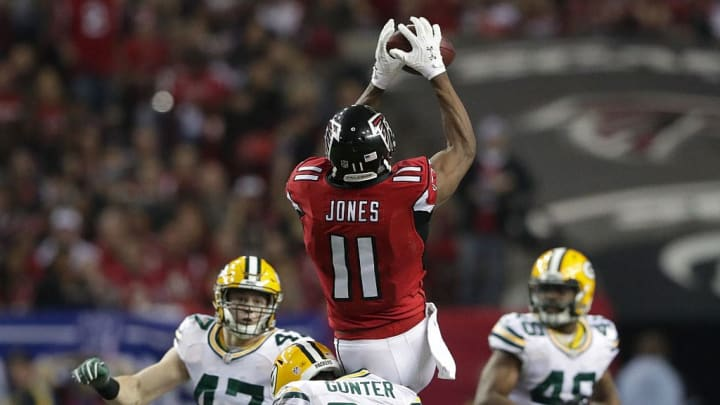 Julio Jones has become a famous NFL star.