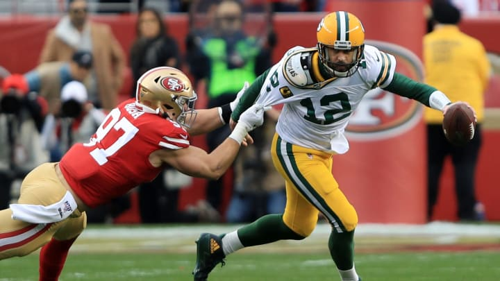 The Green Bay Packers need to make major changes to have a shot at a second half comeback.