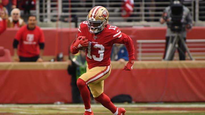 49ers return specialist RIchie James Jr.