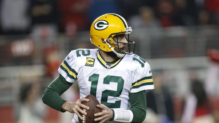 Aaron Rodgers admite que le gustaría jugar a los 40 años pero sólo con los Packers