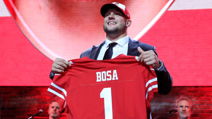 Highest NFL Draft Picks in Ohio State History