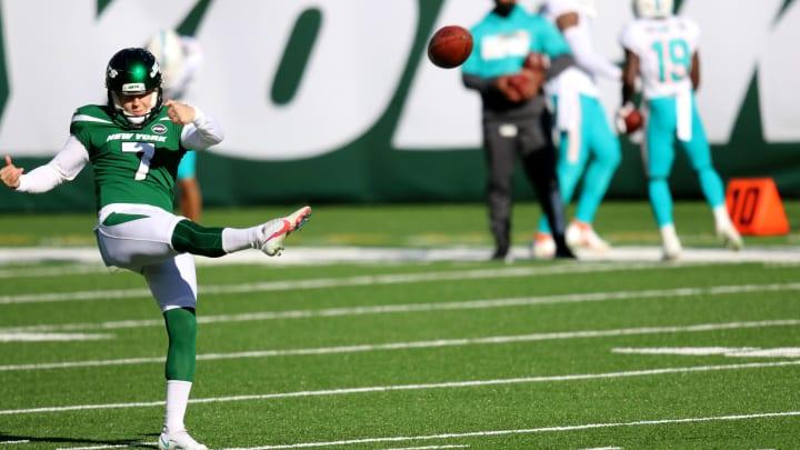 NY Jets, Braden Mann
