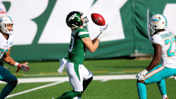 NY Jets, Braxton Berrios