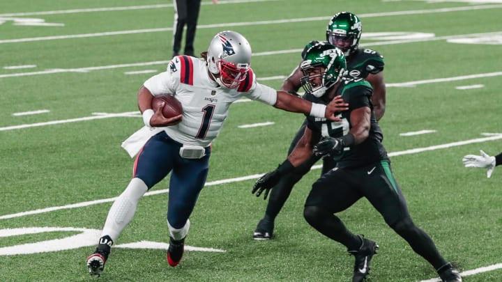 NY Jets, Bryce Huff