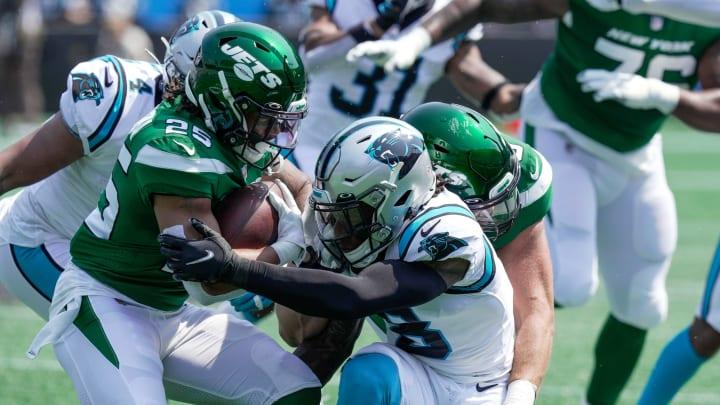 NY Jets, Ty Johnson