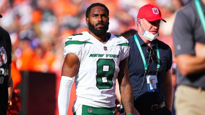 NY Jets, Elijah Moore
