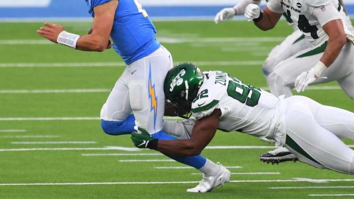 NY Jets, Jabari Zuniga
