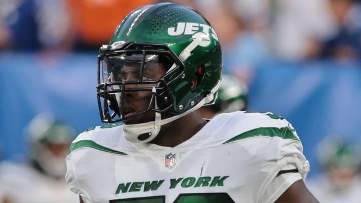 NY Jets, Jarrad Davis