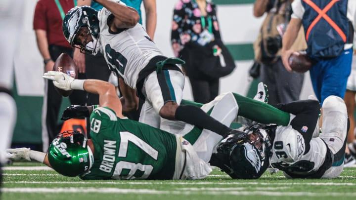 NY Jets, Daniel Brown