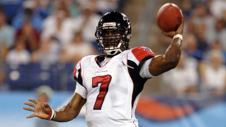 Former Atlanta Falcons QB Michael Vick was a victim of the Madden curse.