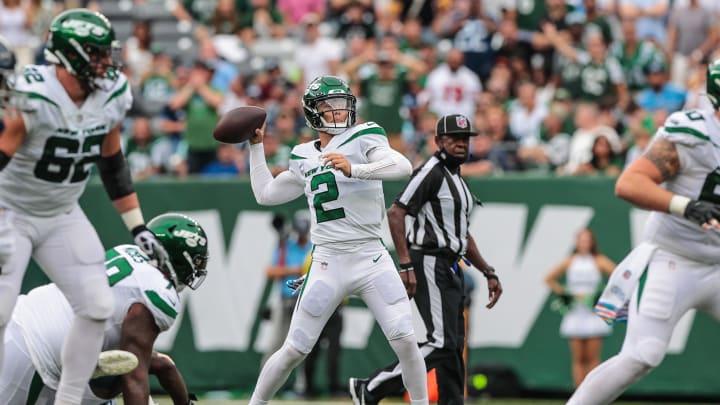 NY Jets, Zach Wilson