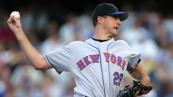 Steve Trachsel spent six seasons with the New York Mets.