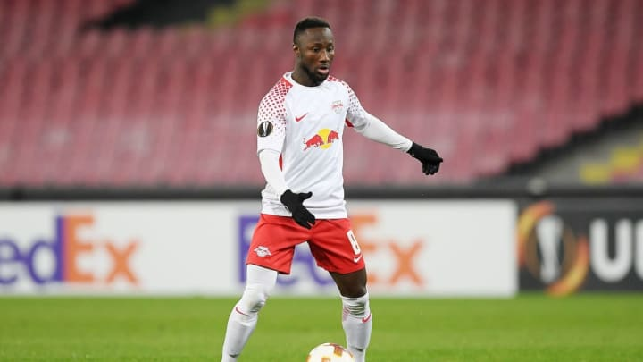 Naby Keita RB Leipzig Bundesliga Liverpool Jurgen Klopp