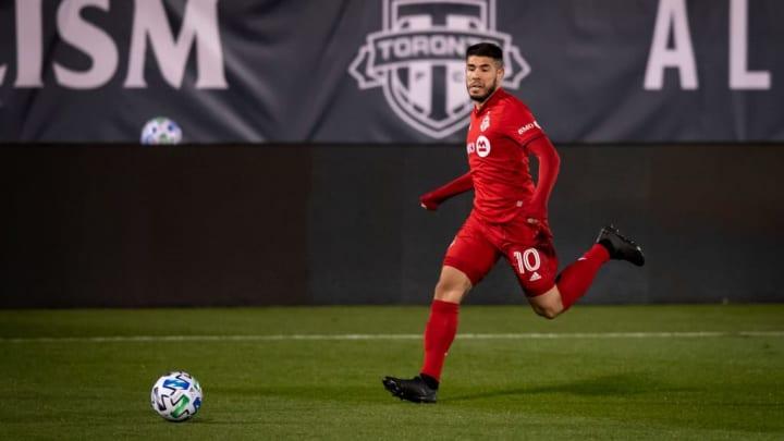 Alejandro Pozuelo MLS Toronto