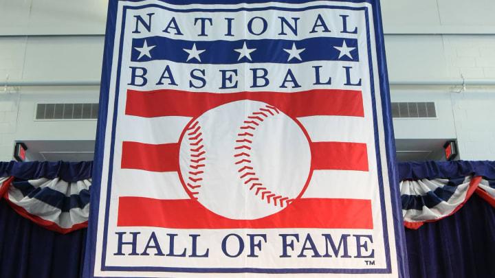 Los jugadores que son electos para el Salón de la Fama tienen una placa en el museo de Cooperstown