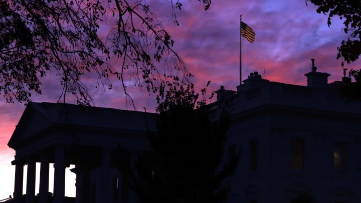 Nation's Capital Awaits 2020 Presidential Election Results