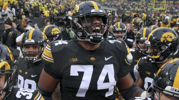 Tristan Wirfs NFL Draft Expert Predictions