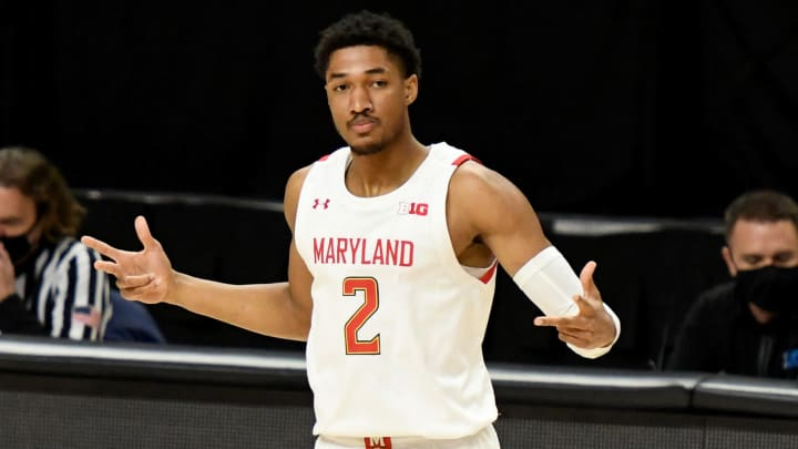 Nebraska vs Maryland spread, line, odds, predictions, over/under & betting insights for college basketball game.