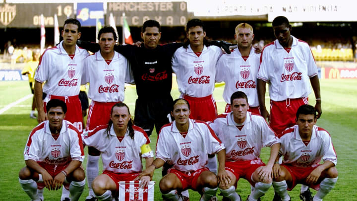 Necaxa vs Manchester United, Mundial de Clubes 2000