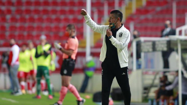 El entrenador de León confesó su paso por las Águilas del América