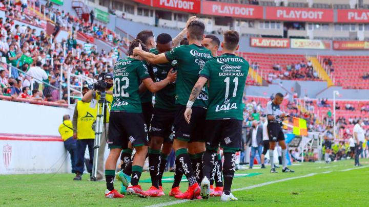 Necaxa v Santos Laguna - Tournament Grita Mexico A21 Liga MX