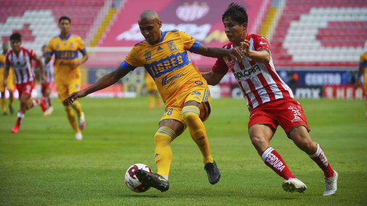 Necaxa v Tigres UANL - Torneo Guard1anes 2020 Liga MX