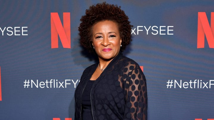 "Comedian Wanda Sykes at the ""Netflix Is A Joke"" screening and reception"