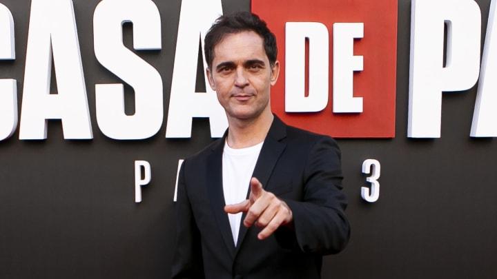 Pedro Alonso interpreta a un hombre frío y calculador en La Casa de Papel