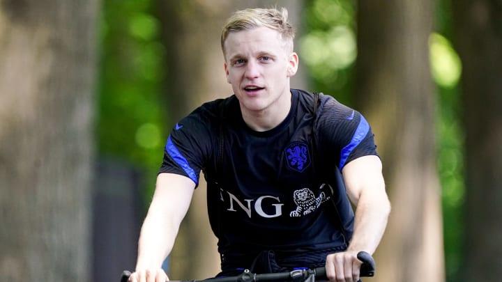 Donny van de Beek misses Euro 2020 through injury