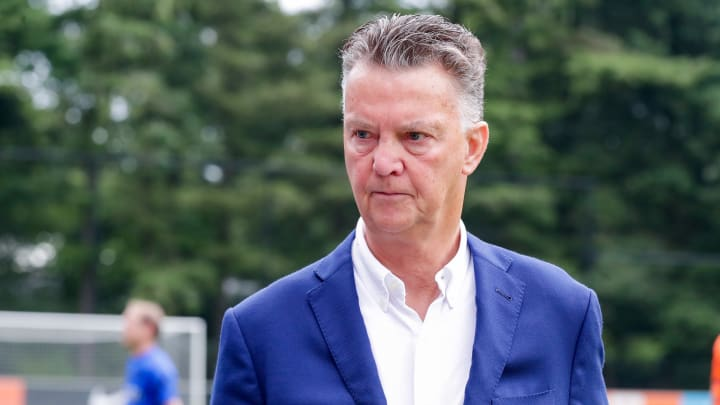 Louis van Gaal will come out of retirement at 69 to lead Netherlands for the third time