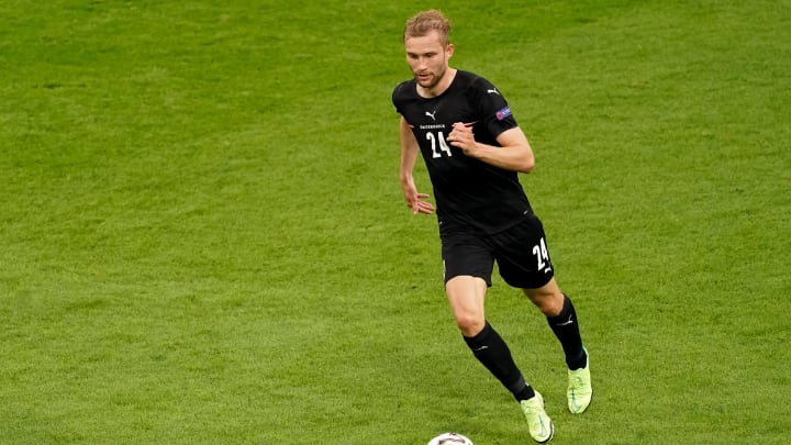 Konrad Laimer stand in Kontakt zum FC Bayern