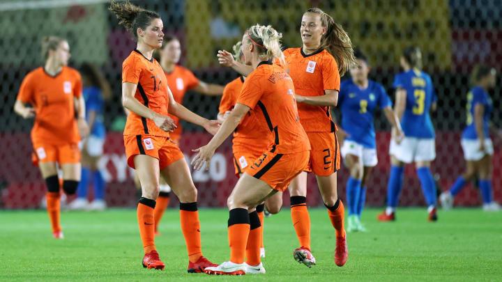 Netherlands vs China Olympic women's soccer odds & prediction on FanDuel Sportsbook.