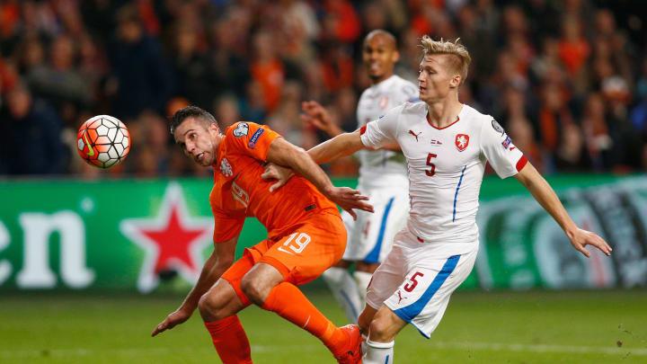 Países Bajos vs República Checa, 2016