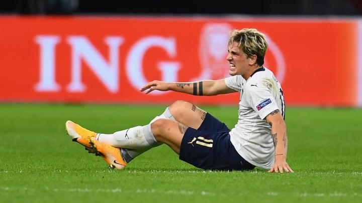 Zaniolo, Tolisso, Witsel e mais: confira seis jogadores que dificilmente estarão presentes na Eurocopa 2021.