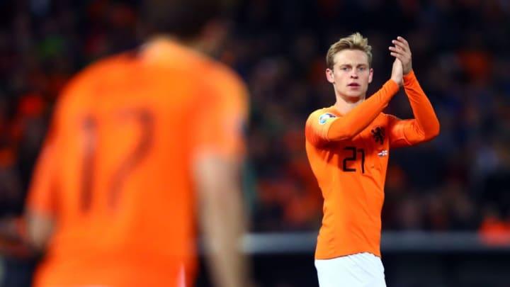 Frenkie de Jong, Daley Blind
